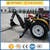 Lower price good quality farm tractor backhoe attachment