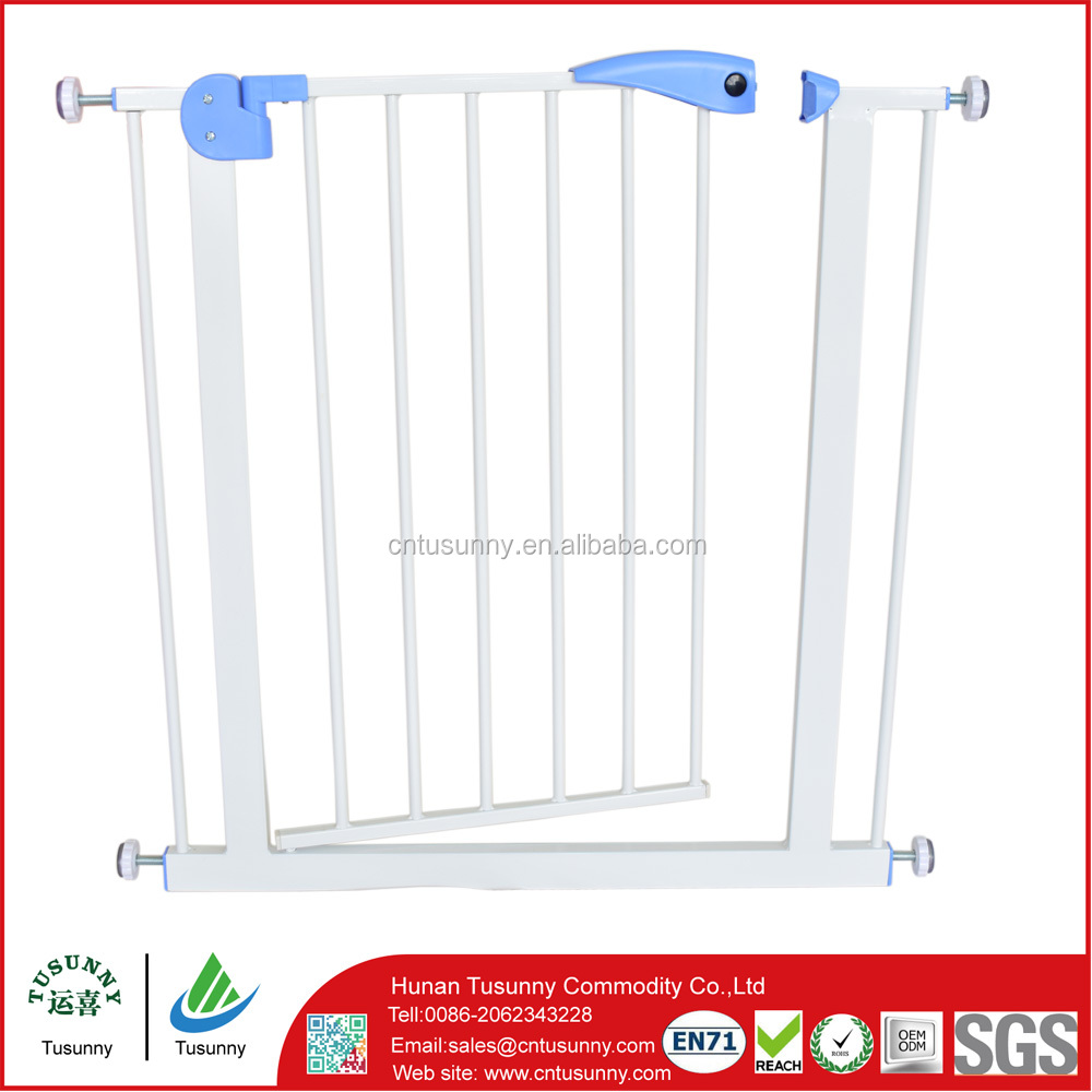 new design high quality pet friendly gate safety door gate stairway baby gates