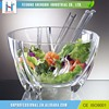 New Arrival Vegetable Fruit Plastic Bowl