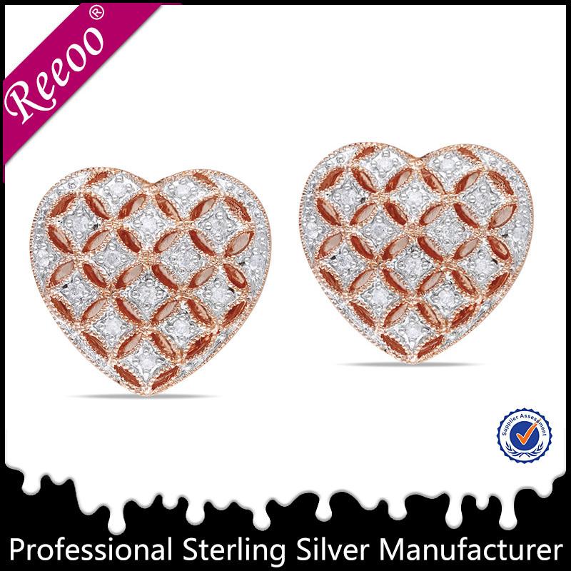 Charm Newest Design 4 Gram Gold Earrings - Buy Newest Design 4 ...