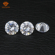 Wholesale factory price white star cut big cubic zirconia stone for fashion jewelry