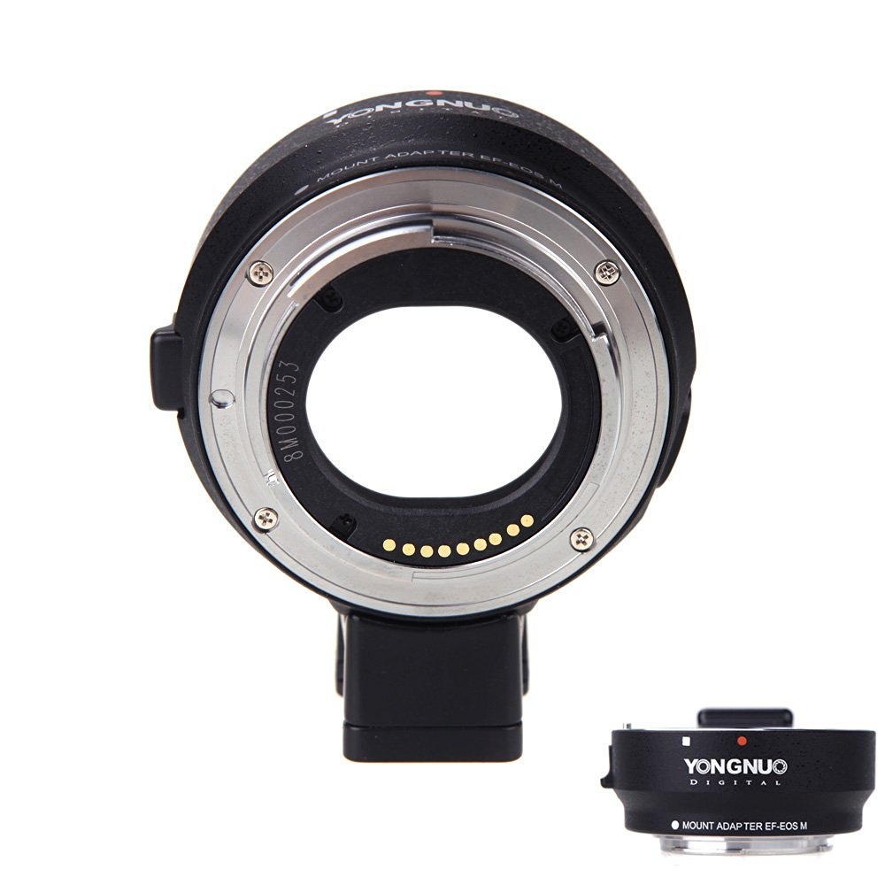 Buy Canon EF-EOS M Mount Adapter (EF Lens to EF-M EOS Camera