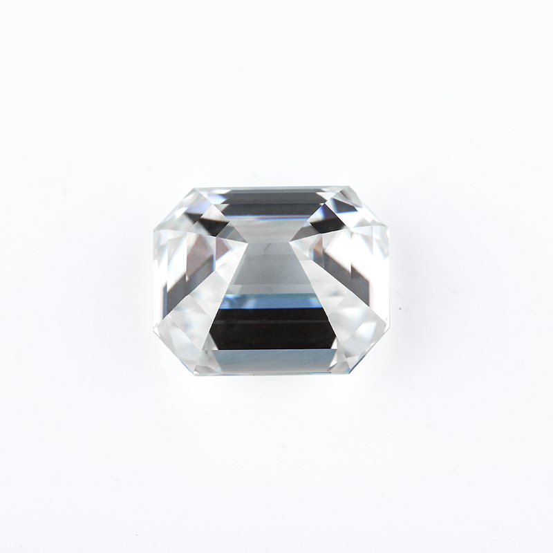 Wholesale 5*7mm emerald Loose gemstones for Jewelry DEF white windmill emerald Cut Synthetic Diamond moissanite