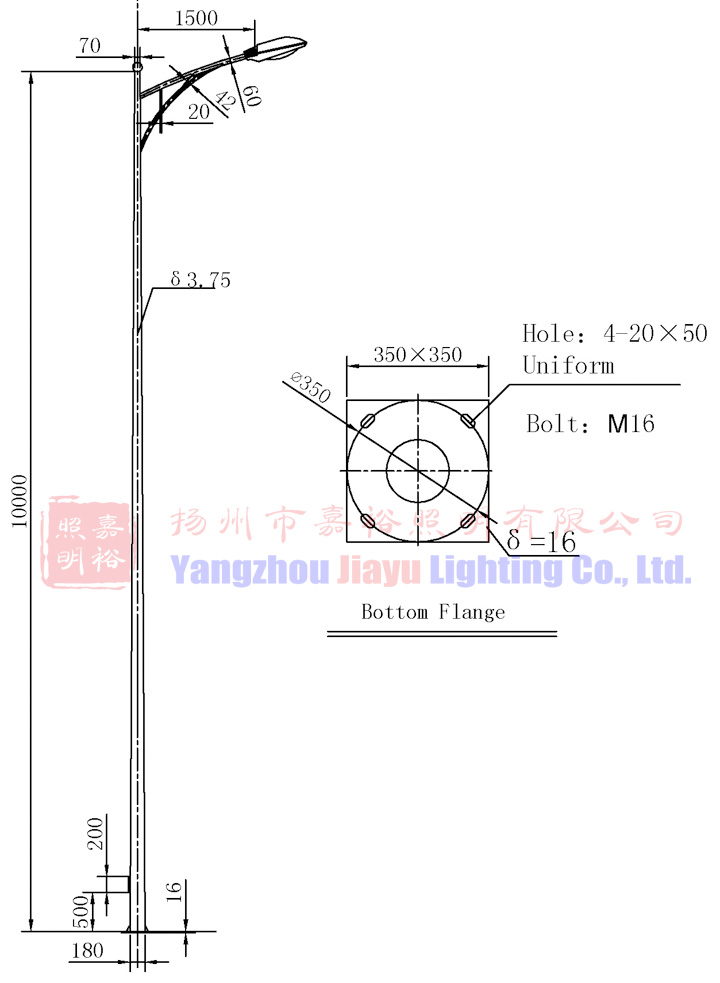 Road Lamp Post Buy Road Lamp Post Solar Lamp Post Street