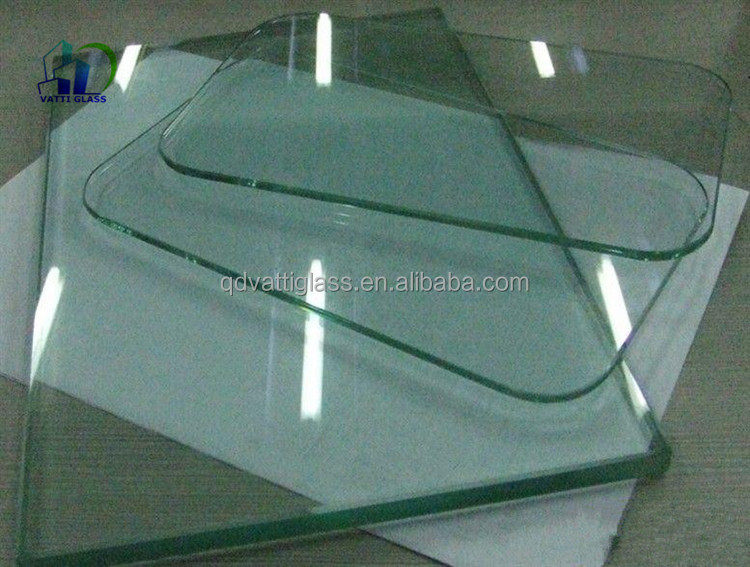 Oval Tempered Glass Table Top/painting Glass Table Top/decorative Glass  Table Top