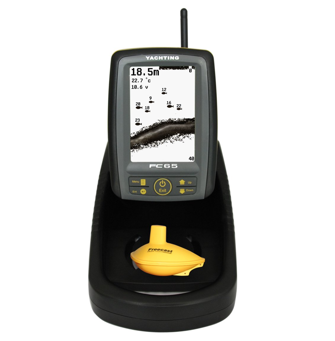 wireless fish finder fc65 - buy wireless fish finder product on, Fish Finder
