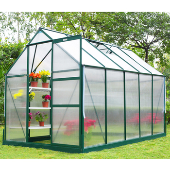 Polycarbonate Used Garden Greenhouse Home for Sale