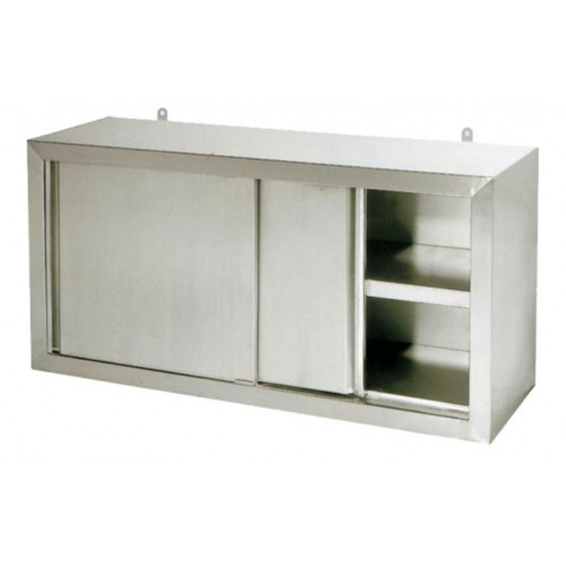 Utility Stainless Steel Kitchen Wall Hanging Cabinet Dish Cabinet