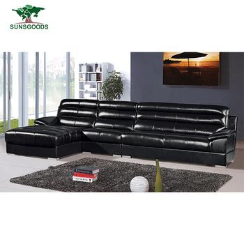 Whole Price Italian Leather Sofa