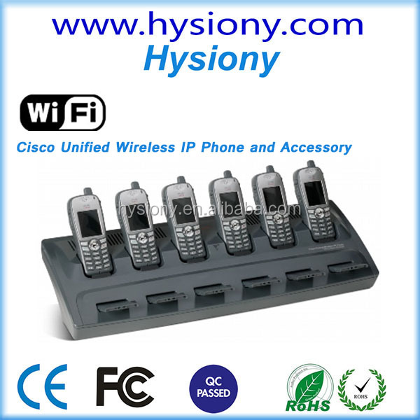 Hot sale Cisco Unified Wireless IP Phone and Accessory and wifi IP Phone CP-7925G-SW-K9-E