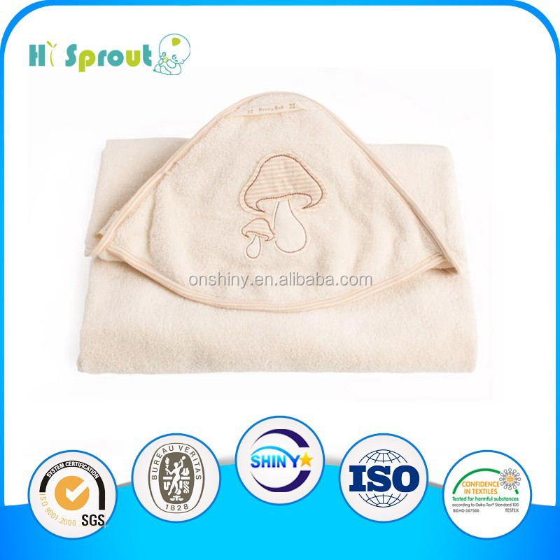 Hot sale 100% bamboo hooded baby bath towel