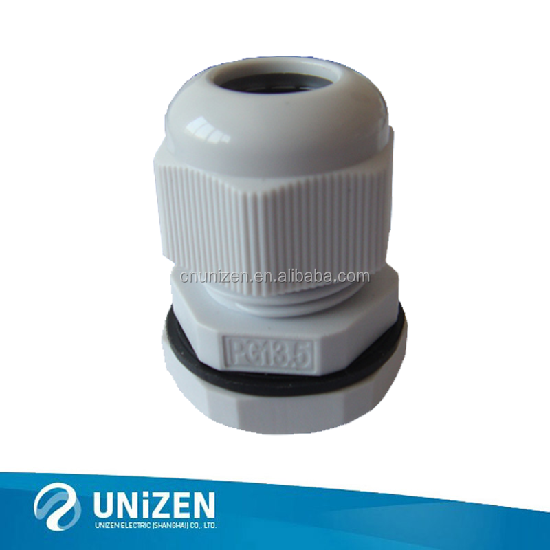 IP68 Waterproof Nylon Cable Gland PG13.5 with ROHS, CE