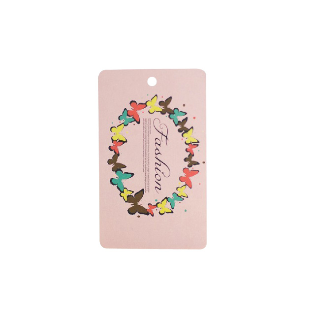 Custom Clothing Tags,fast delivery and accept custom order hangtag, paper hand tag for clothing