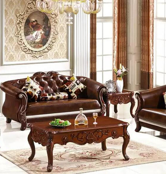 Latest Design Hall Leather Chesterfield Sofa Set Designs And Prices In  Poland