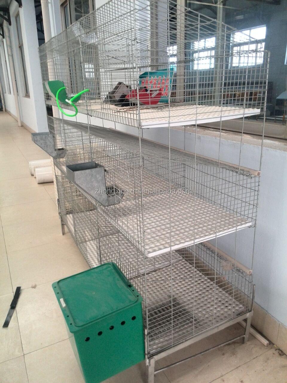 Professionelle Kaninchenhaltung Käfig/geschweißt Kaninchen Käfig ...