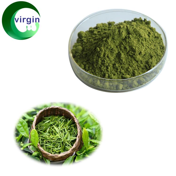 Factory provide Free sample & high quality 100% Nature Fresh Premium Spring Loose Green Tea Powder - 4uTea | 4uTea.com