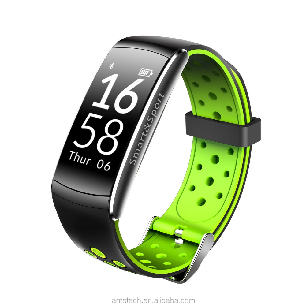 Wearable Devices Well-Educated Cb608 Smart Wristbands Bracelet Black Heart Rate Detection Blood Pressure Tracker New Varieties Are Introduced One After Another