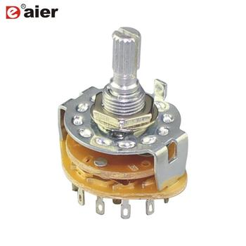 4 Pole 3 Position Rotary Switch - Buy 4 Pole 3 Position Rotary ...