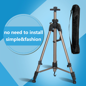 high quality portable aluminum alloy easel stand display stand painting easel for sale