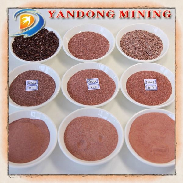 Natural Red Sand/gravel For Construction,Decoration,Varies Sizes ...
