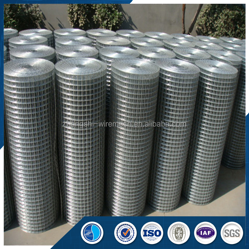 Direct Factory of Galvanized / PVC Coated Welded Wire <strong>Mesh</strong> with Lower Price
