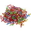 Assorted Color Round Mini Brads Scrapbooking Paper Fastener Metal Brads