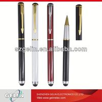 Gold y shaped pen