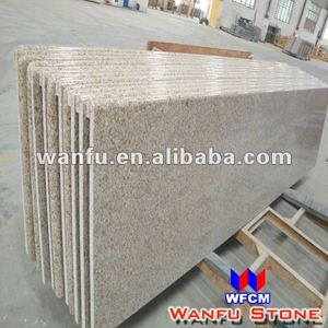 yellow laminated countertop granite sheet
