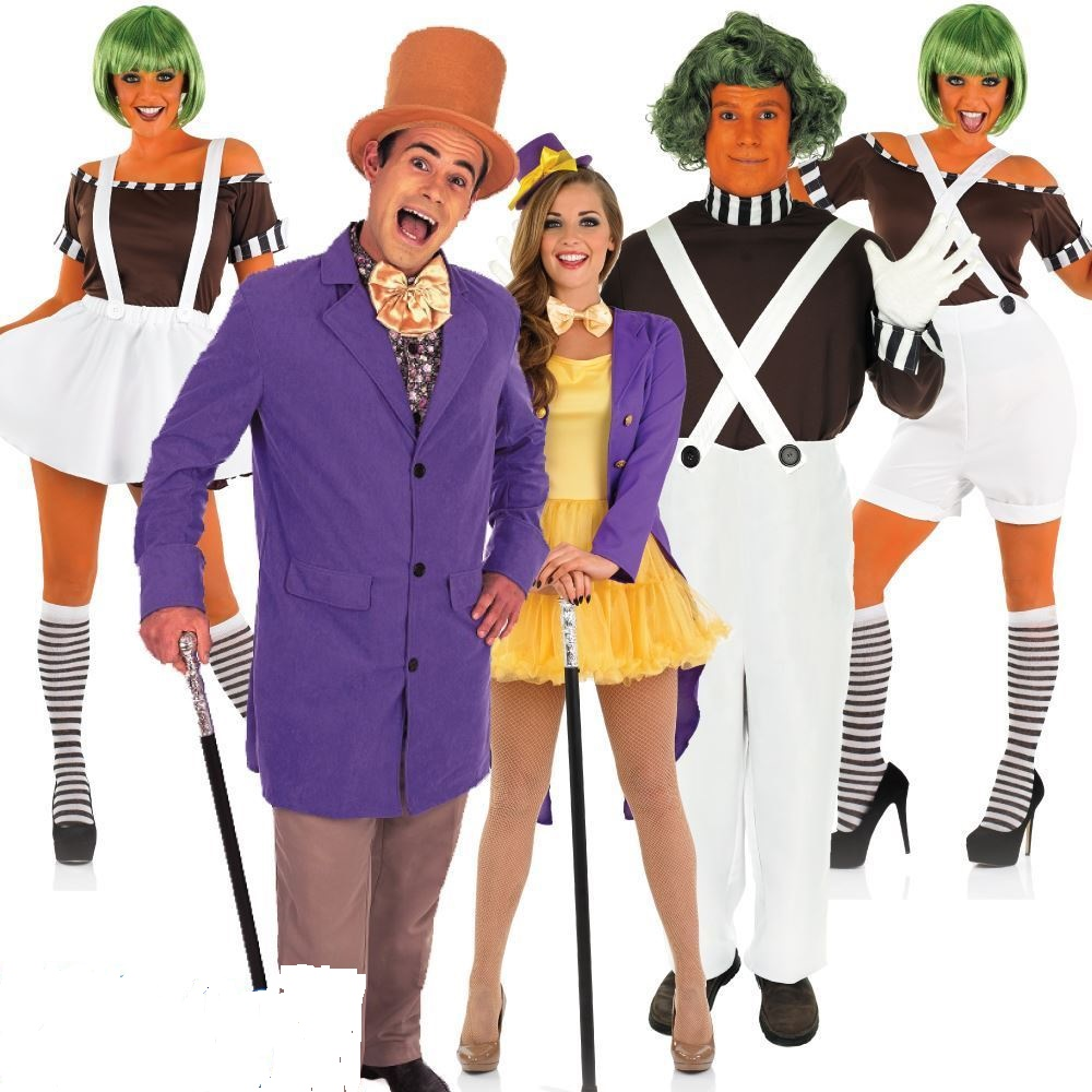 Oompa Loompa Willy Wonka