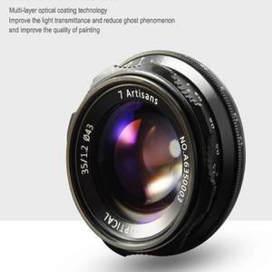 25mm F1.8 (EOS-M Mount) Mobile Camera Lens