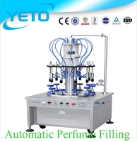 Vacuum Filling Equipment Perfume Filler Perfume Filling Machinery Price
