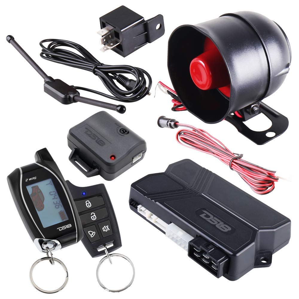 Directed Electronics Inc Python 5206P Responder LE 2-Way Security and Remote Start System