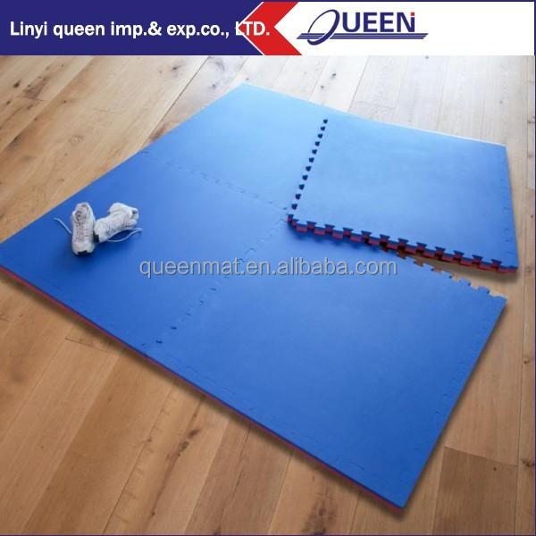 caoutchouc garage carreaux de sol verrouillage karat tatami tapis non toxique mousse tapis. Black Bedroom Furniture Sets. Home Design Ideas