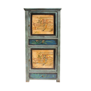 Vintage Furniture China Mongolian Hand Painted Furniture