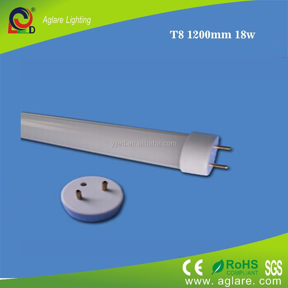 1200mm 18w energy saving led tubes replace fluorescent tube
