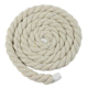 5mm-60mm 100% Natural cotton twisted rope or braided rope