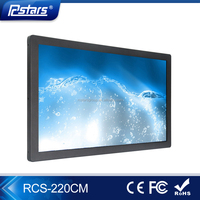 22 inch Vehicle Advertising LCD Monitor with 1920*1080p Full HD Screen(RCS-220CM)