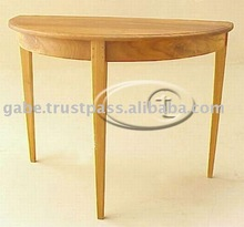 half moon console table half moon console table suppliers and at alibabacom
