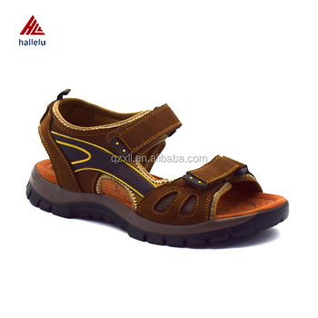 72314809e29 Size autumn beach vocation breathable men crazy horse genuine jpg 350x350 Sandals  gents
