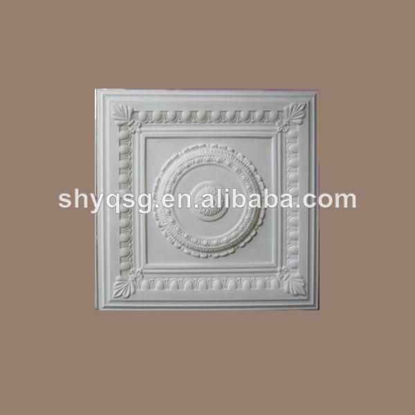 renforc fibre de verre r sistant au feu grg acoustique grg carreaux de plafond plaques de. Black Bedroom Furniture Sets. Home Design Ideas