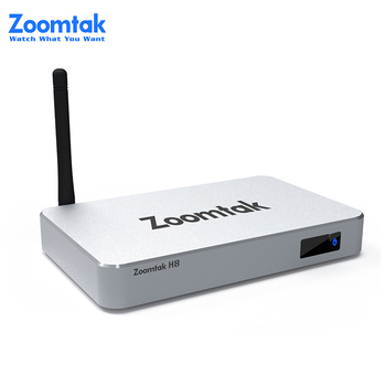 Aluminum housing cheapest android arabic iptv box in Shenzhen