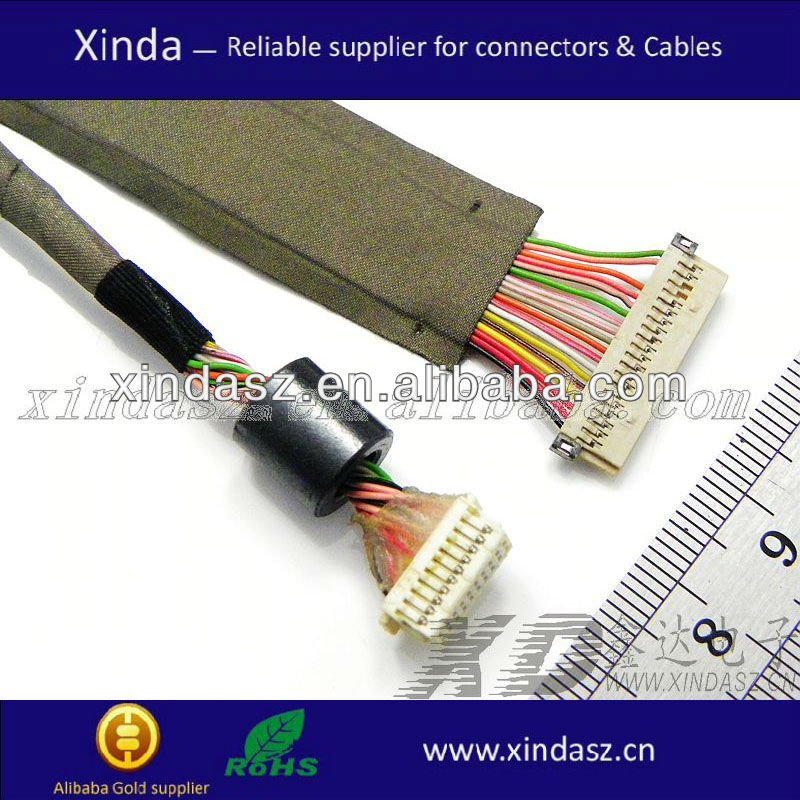 Wholesale OEM/ODM lcd/lvds lcd flex cable for jvc