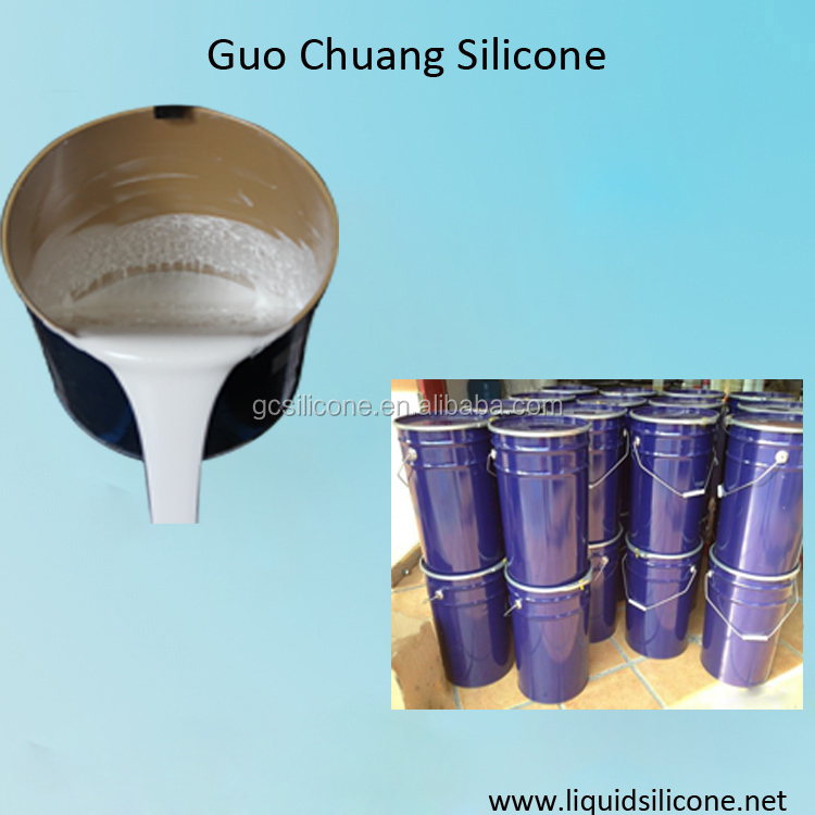 Rtv 2 de caucho de silicona l quida para hacer moldes de - Silicona de poliuretano ...