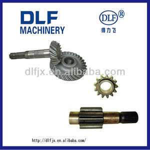 fiat tractor spare parts (gear and shaft)