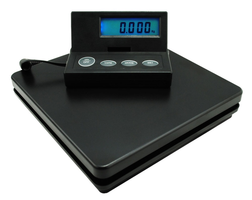 Phone Line Connect Porfessional 50kg/2g Shipping Scale With Indicator