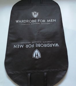 customized top quality non woven garment bag recycled fabric men suit bag,suit bag