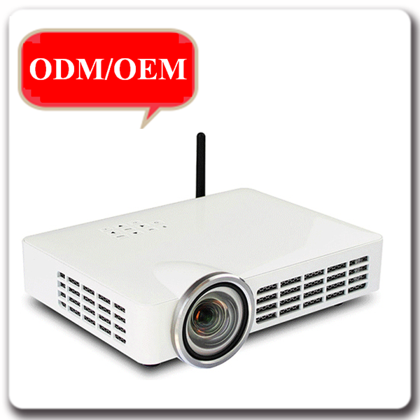 DLP Mobile Phone Android Wireless Portable Video Projector