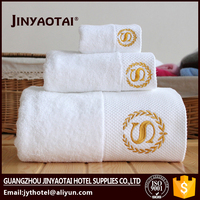 High quality thick and big hotel bath towel