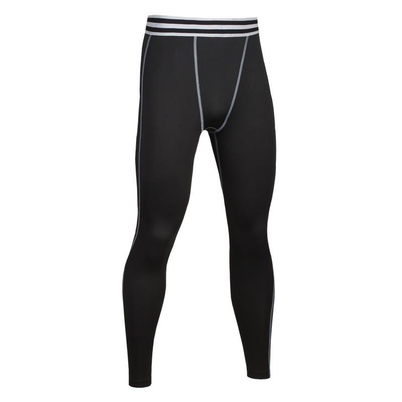 compression gym pant / high quality compression short for men / compression pant 7