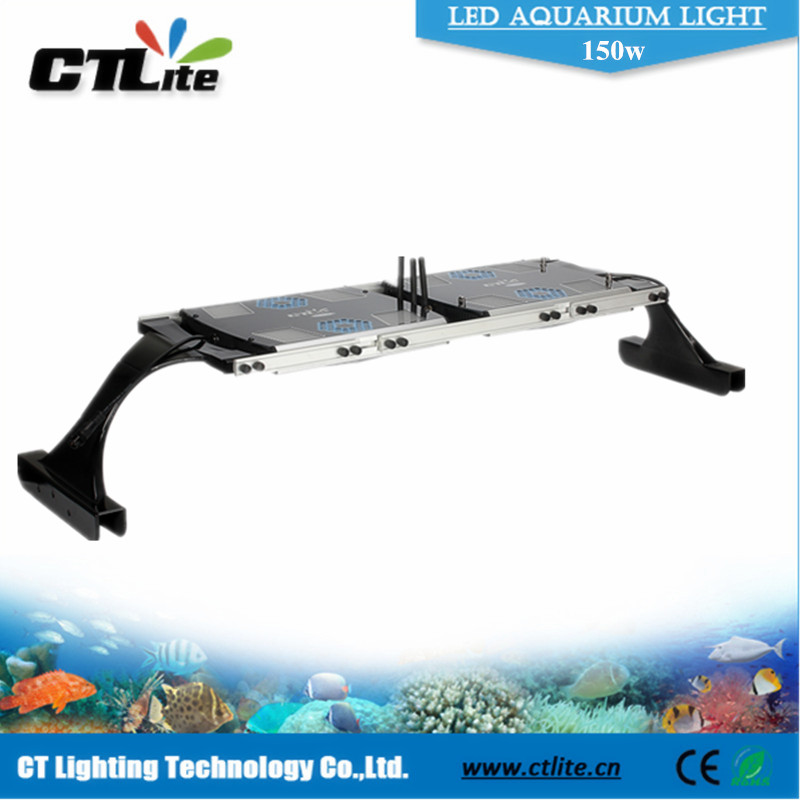 150W LED Aquarium Fish Tank Lamp Reef Live Coral LED replace t5 aquarium light